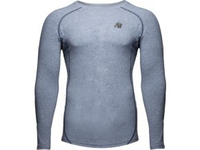 rentz long sleeve light blue