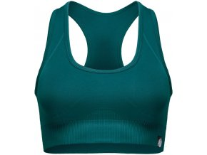 yava seamless sports bra green