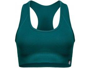 yava seamless sports bra green