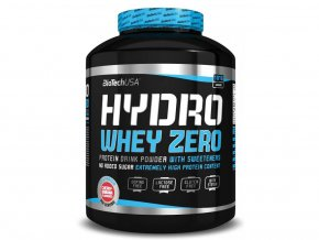 Hydro Whey Zero biotech