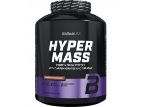 hyper mass gainer biotech