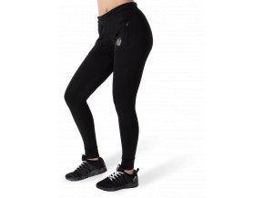 cleveland track pants black