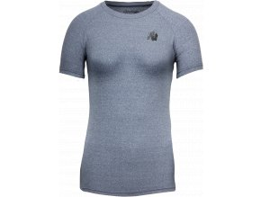 aspen t shirt light blue