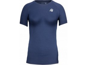 aspen t shirt navy blue
