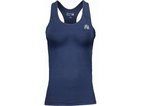 aspen tank top navy blue