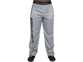 mercury mesh pants gray black