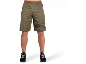 branson shorts army green black 2