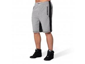 Augustine Old School Shorts - Gray