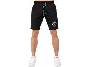 cisco shorts black white