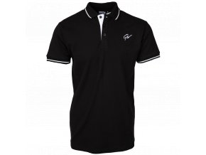 Delano Polo- Black/White