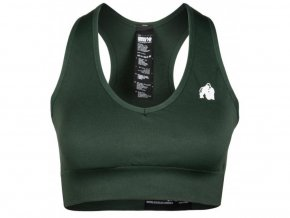 Neiro seamless sports bra- army gree