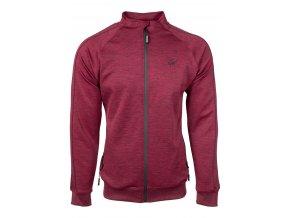 90816500 wenden track jacket burgundy red 08