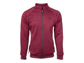 90816500 wenden track jacket burgundy red 08