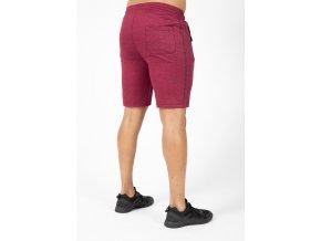90959500 wenden shorts burgundy red 13