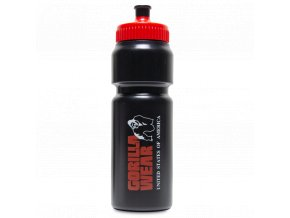 99168905 classic sports bottle black red 3