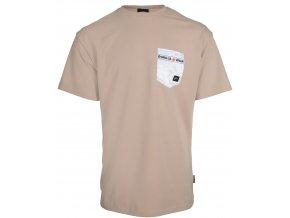 Dover Oversized T-Shirt - Beige