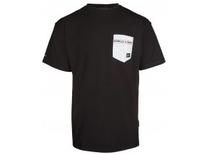 Dover Oversized T-Shirt - Black