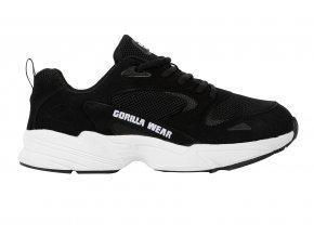 90010900 newport sneakers black 1