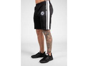 90974900 stratford track shorts black 27