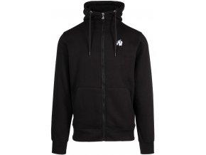 90823900 kennewick zipped hoodie black 01