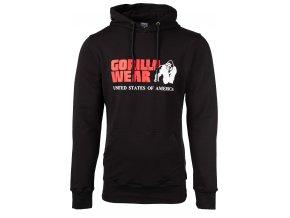 90820900 classic hoodie black 01