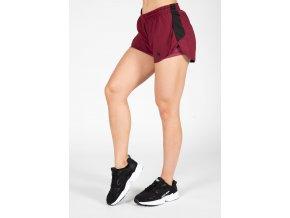 91950500 salina 2 in 1 shorts burgundy red 17