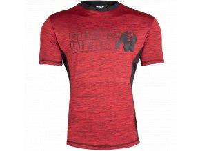 90532500 austin t shirt red black 006