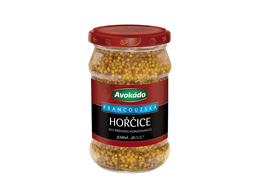 Hořčice francouzská