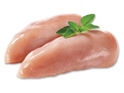 Kuřecí prsa steak na gril marinovaný