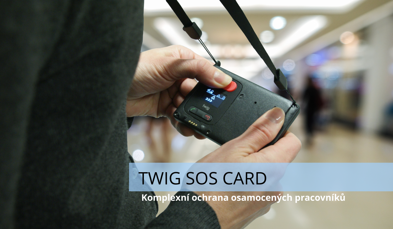 Twig Sos Card