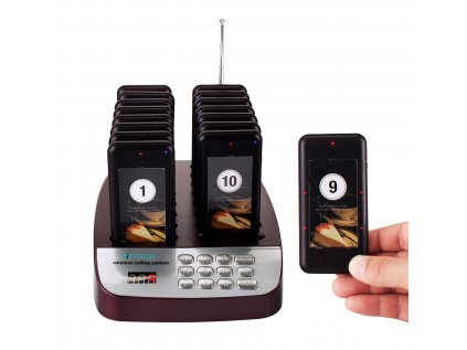 2fac1213b30c43c897666fbe4d22d670Wireless restaurant paging system for restaurant nursery 24