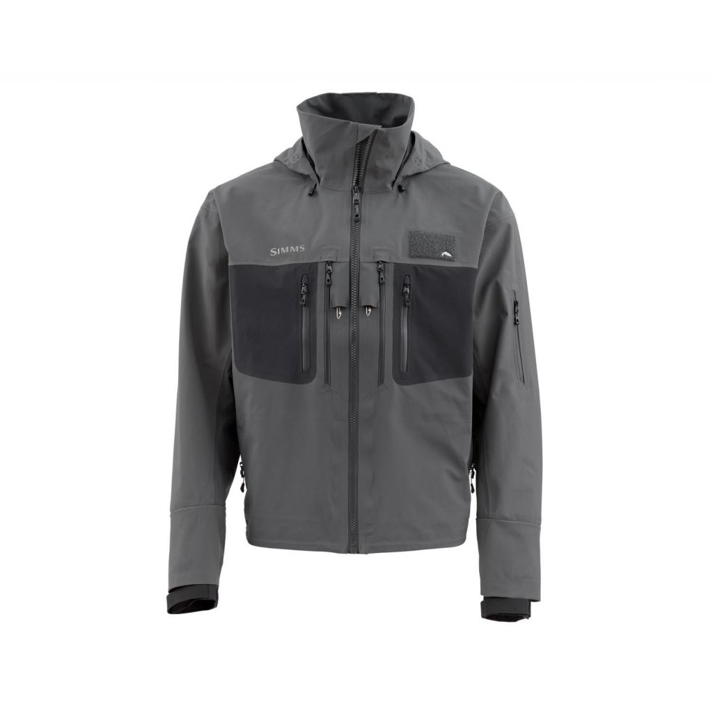 Bunda Simms G3 Guide Tactical Jacket (Barva Dark Olive, Materiál GORE-TEX® Pro Shell, Velikost XXL)