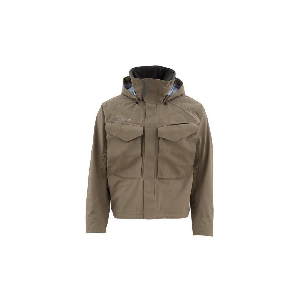 Bunda Simms Guide Jacket (Barva Simms Orange, Materiál GORE-TEX®, Velikost XXL)