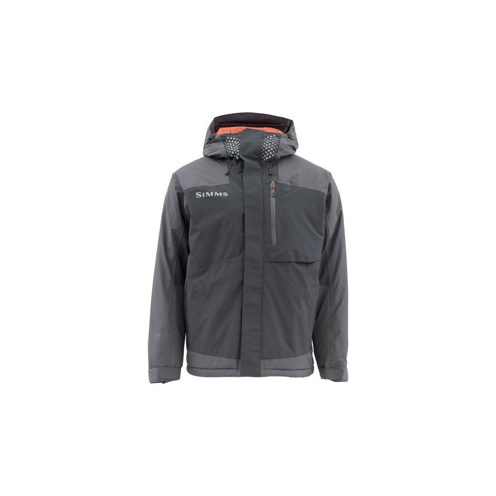 Bunda Simms Challenger Insulated Jacket (Barva Flame, Materiál Toray® Delfy, Velikost XXL)