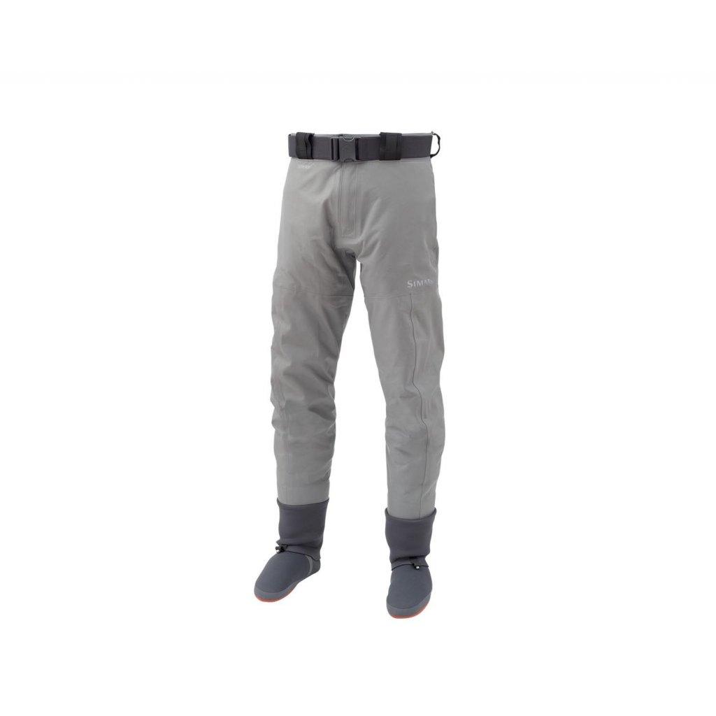 Brodící kalhoty Simms  G3 Guide Pant (Barva Gunmetal, Materiál GORE-TEX® Pro Shell, Velikost XXL)