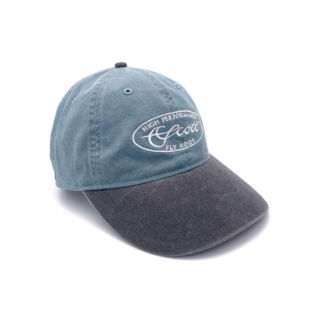 Teal 5 Panel Hat