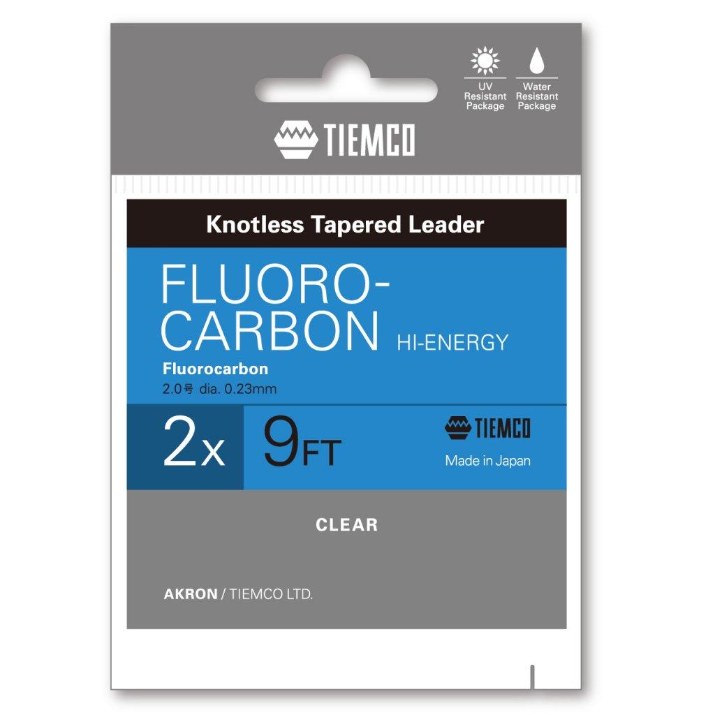 311 fluocarbonovy navazec tiemco hi energy