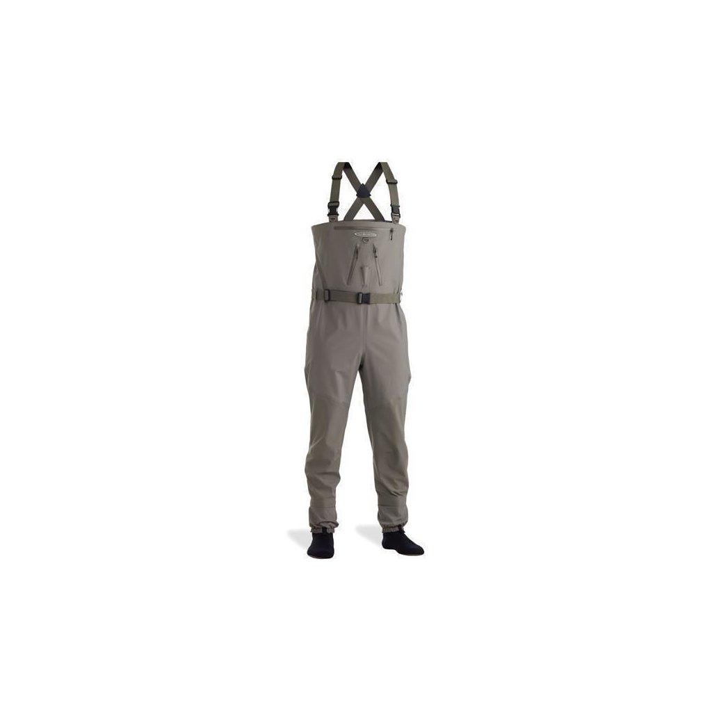 Brodící kalhoty Kura (Barva Gunmetal, Materiál F3.5 FABRIC TECHNOLOGY, Velikost XLS)