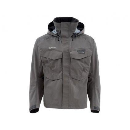 Bunda Simms Freestone Jacket (Barva Striker Grey, Materiál Toray®, Velikost XXL)