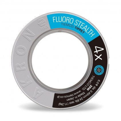 296 fluorocarbon tiemco fluoro stealth tippet
