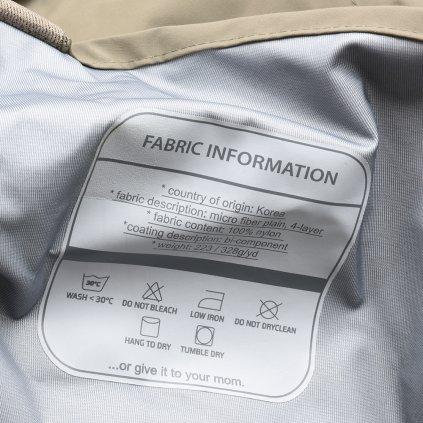 Brodící kalhoty Ikon (Barva Olivová, Materiál F3.5 FABRIC TECHNOLOGY, Velikost XLS)