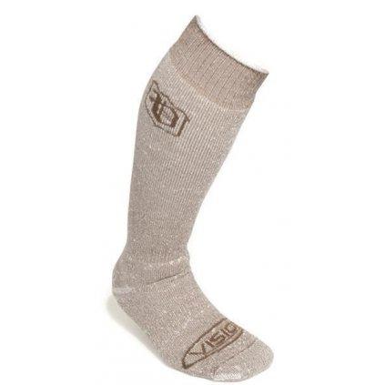 Ponožky Merino VISION Subzero (Barva Béžová, Materiál Merino vlna, Velikost 43-46)