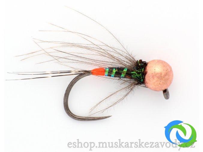 Sirupčík oranž - copper