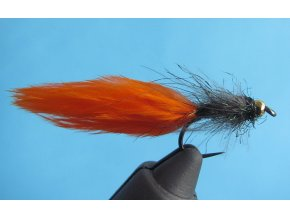Lura černá+orangetail