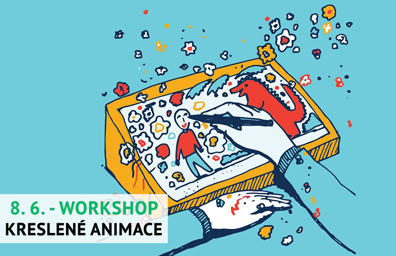 Workshop kreslené animace