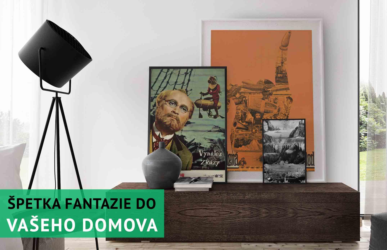 Plakáty, grafické listy a autorské tisky
