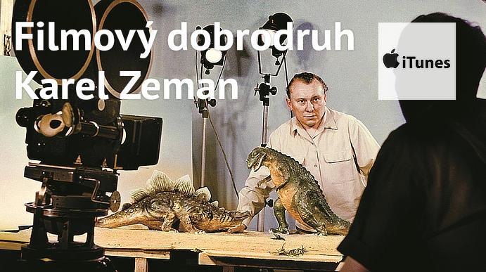 Filmový dobrodruh Karel Zeman