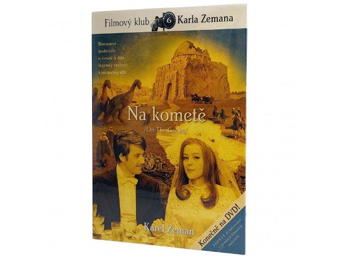 DVD Na kometě 1