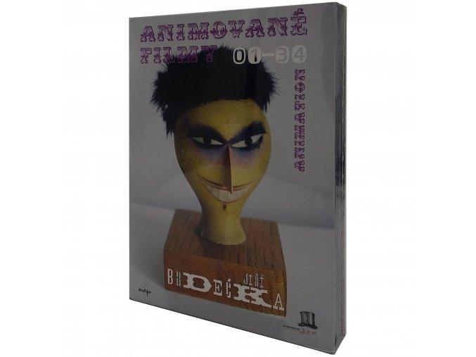 DVD Animované filmy Jiří Brdečka 01 34 1