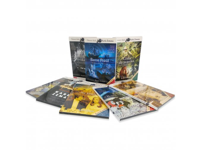 Kolekce 8 DVD KZ 1